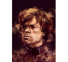 Tyrion Photographic Print