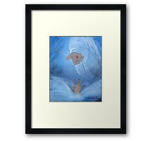"""Rejoice""  by Carter L. Shepard Framed Print"