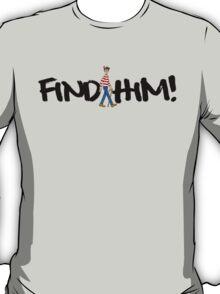 FIND WALDO!!!!!! T-Shirt