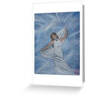 """""""Rejoice In The Dance""""  by Carter L. Shepard Greeting Card"""