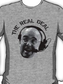 Pierre McGuire Real Deal TeeShirt T-Shirt