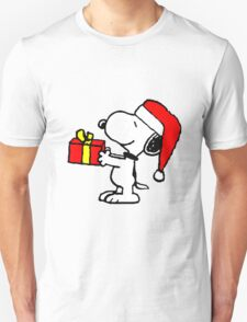 Snoopy Present T-Shirt