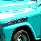 Chevrolet Apache Truck Front End by Tina Hailey