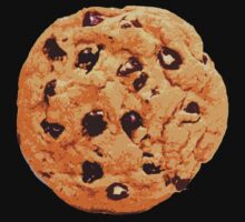 Big Chocolate Chip Cookie by Adam Campen