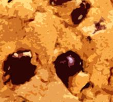 Big Chocolate Chip Cookie Sticker