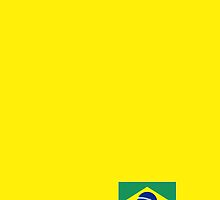 iphone Case Brazil by Lee Eyre