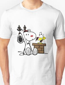 Snoopy Deer T-Shirt