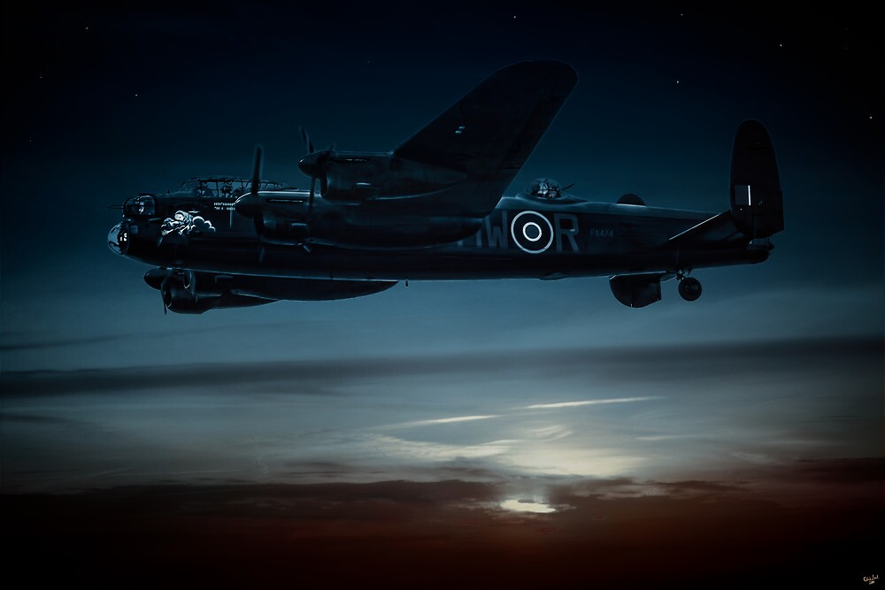 Night Flight by Chris Lord