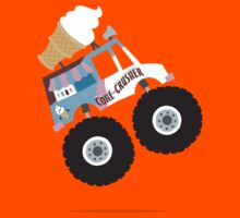 Ice Cream Monster Truck by copywriter