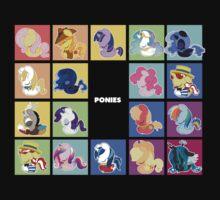 Ponyspectrum by JimHiro