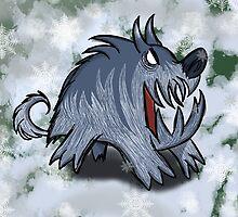 Ice Hound, Don't starve by Cheezwiz