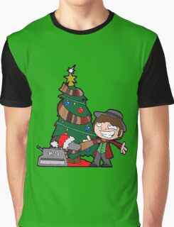 Christmas Doctor! Christmas! Graphic T-Shirt