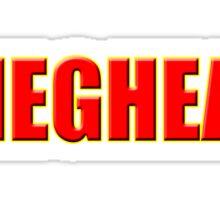 Smeghead T-Shirt - Smeging Parody T-Shirt Sticker