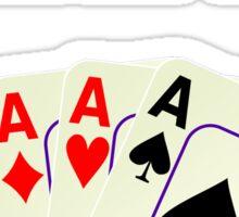 Player T-Shirt - Poker Card Gambling Tee Sticker