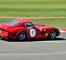 Ferrari 330 GTO by Willie Jackson