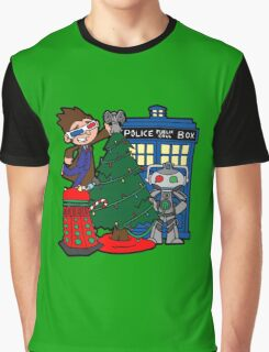 Tenth Christmas! Graphic T-Shirt