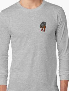TROOPER CHICKEN Long Sleeve T-Shirt