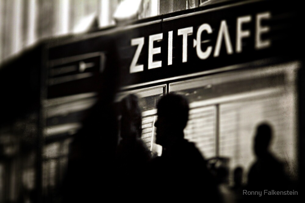TIMECAFE - P||P by Ronny Falkenstein