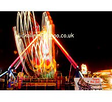 Fun of the Fair Photographic Print