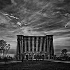 Michigan Central Station by Trovarsi