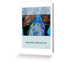Molehill Greeting Card