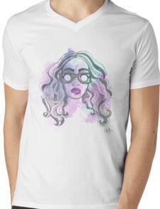Yasmin Mens V-Neck T-Shirt