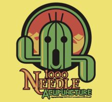 1000 NEEDLE ACUPUNCTURE by DREWWISE