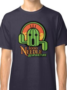 1000 NEEDLE ACUPUNCTURE Classic T-Shirt