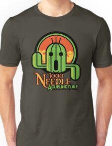 1000 NEEDLE ACUPUNCTURE Unisex T-Shirt