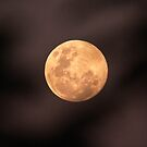 Full Moon July 4 2012 by Odille Esmonde-Morgan