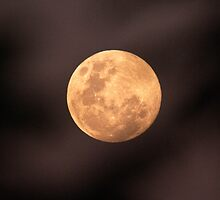 Full Moon July 4 2012 by Odille Esmonde-Morgan