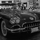 Corvette Histroy ~ Still My Husband's Favorite Car by Marie Sharp