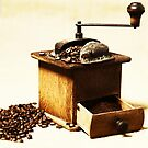 Coffee Mill by Falko Follert