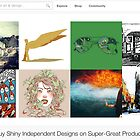 7 July 2012 by The RedBubble Homepage