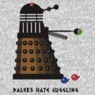 Daleks Hate Juggling... by Buddhuu