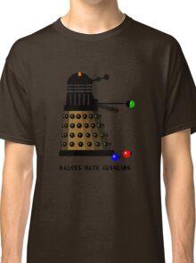 Daleks Hate Juggling... Classic T-Shirt