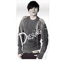 Big Bang - Daesung Poster