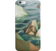Zen Mountain Pass iPhone Case/Skin