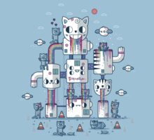KittiesMama's Cat Factory! Limited Edition 2015 Baby Tee