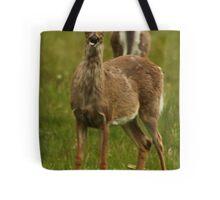 Deer Say's Hello Tote Bag