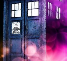 Public Police Box - Dr Who by augustinet