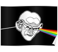 The Worst Pink Floyd / Star Trek Pun Ever Poster