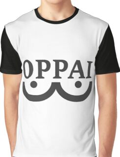 One-punch man's Oppai! Graphic T-Shirt