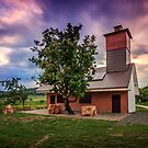 The wine house by Zoltán Duray