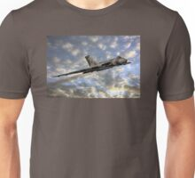 The Sun Sets on XH558 Unisex T-Shirt
