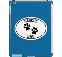 RESCUE DAD iPad Case/Skin