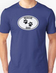 RESCUE DAD Unisex T-Shirt