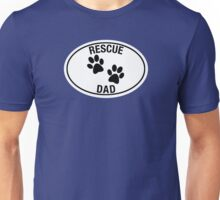 RESCUE DAD Unisex T-Shirt