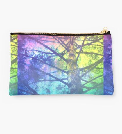 Rainbow Tree Studio Pouch