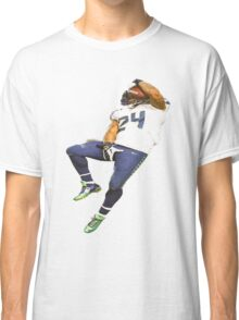 Marshawn Lynch Deez Nuts Classic T-Shirt